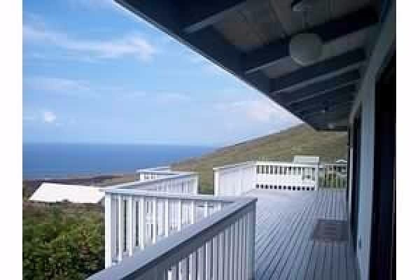 Great room opens onto large lanai